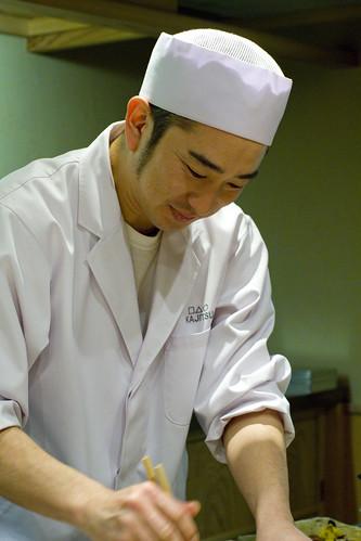 Chef Masato Nishihara 2