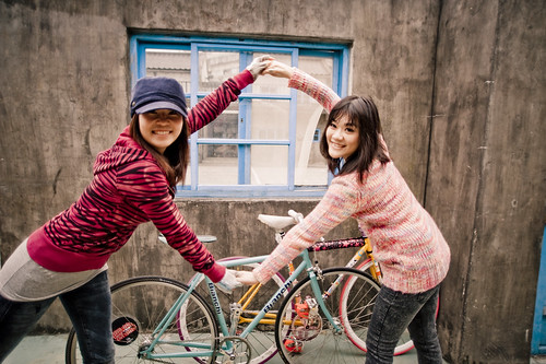 4319493752 72183a0978 Shout out to Fixed Gear Girl Taiwan