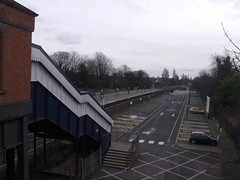 Acocks Green Station - car park (former platforms) (ell brown) Tags: greatbritain england birmingham unitedkingdom carpark westmidlands platforms gwr greatwesternrailway acocksgreen chilternrailways southyardley londonmidland acocksgreenstation acocksgreensouthyardley acocksgreensouthyardleystation birminghamoxfordrailway sherbournerd sherbournerdacocksgreen