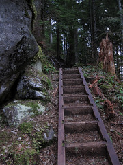 IMG_0348 (Baratheon) Tags: snow nature waterfall washington outdoor hiking hike adventure summit alpinelake cirque bridalveilfalls skykomish avalanche winterhike lakeserene extremeterrain mountindex