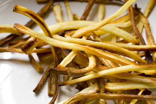 Roasted Parsnip Fries 3