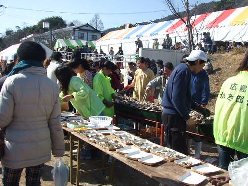 牡蠣祭り 画像 32