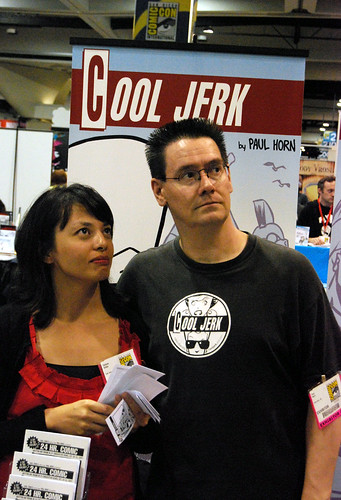 Team Cool Jerk, San Diego Comic-Con 2009
