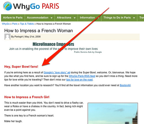 How to Impress a French Woman | Paris Logue