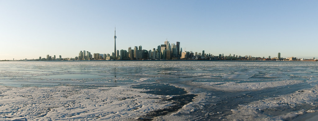 February Toronto Panorama 1