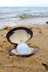 Cape Cod Golf (Chris Seufert) Tags: beach golf capecod chatham quahog gettyvacation2010