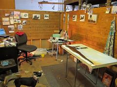 053 (michele_maule) Tags: art painting workinprogress studiospace artiststudio newpaintings workingartist portlandart portlandartistspace portlandoregonstudiospace