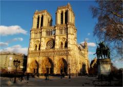 la catedral (Seracat) Tags: paris france canon cathedral catedral frança notredame notre dame francia orton iledelacité catedrale lesiles canonistas seracat canong10