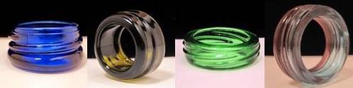 Earth Glass Jewelry