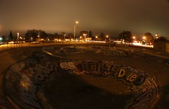 Skatepark (Your Team) Tags: night graffiti dale loser skatepark cs petaluma csaw herse smac