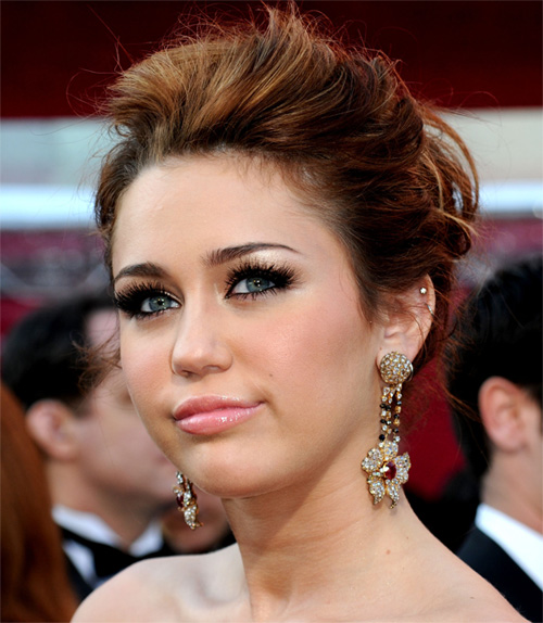 an indians makeup blog oscars 2010 miley cyrus makeup