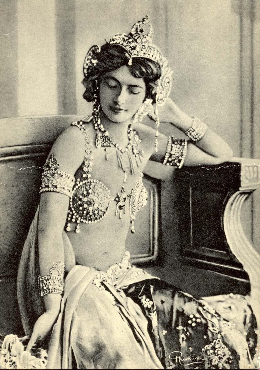 Kenneth Jupp-Mata Hari