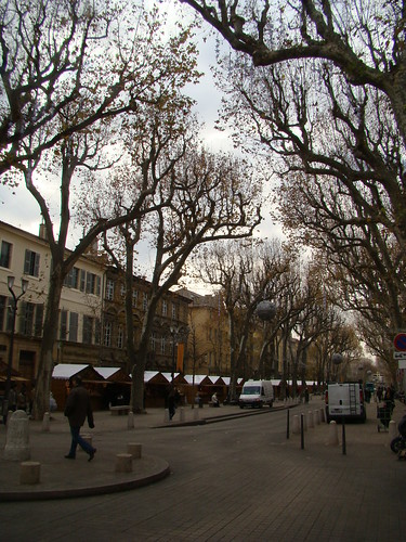 Aix en Provence普羅旺斯艾克斯