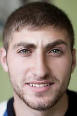 A baker in Mus (Turkey), March 2010. (Olivier Timbaud) Tags: portrait man kurdish allkurdistani oliviertimbaud