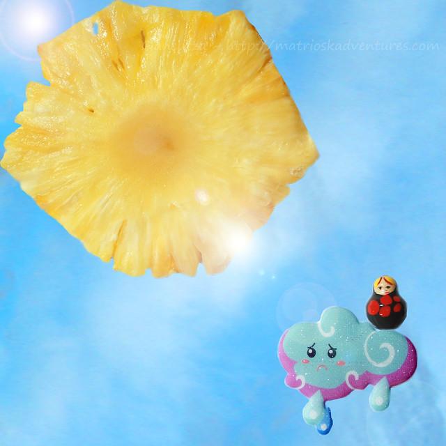 Matrioska sul pianeta Ananas