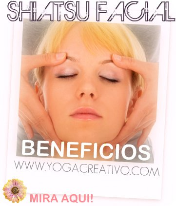 Shiatsu  y Yoga Facial en Madrid