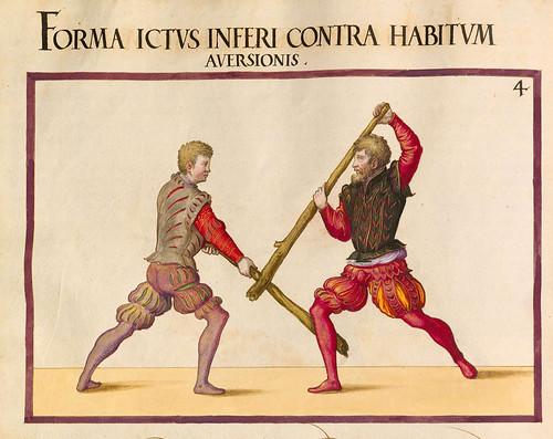 021-De arte athletica I- BSB-© Bayerische Staatsbibliothek