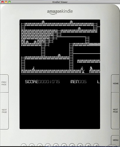 Kindle Emulator