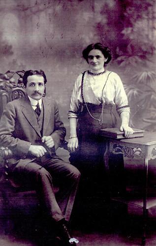 Mr and Mrs Seihn.