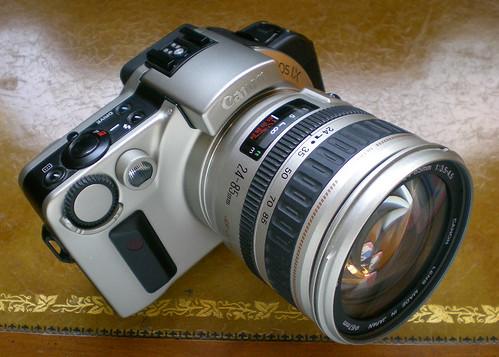 Canon EOS IX APS Camera - 1996
