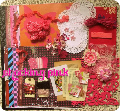 Kit Shocking Pink