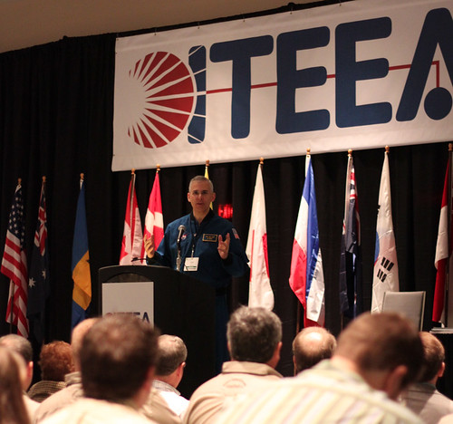 ITEA Friday - Lee Morin (NASA)