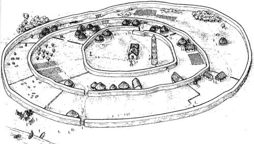 monasterio irlandés nemdrum