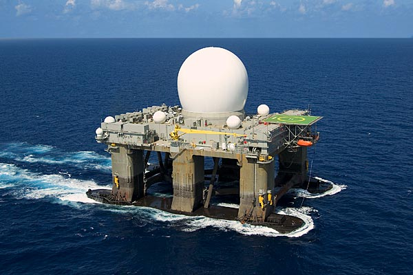 Sea-Based X Band Radar