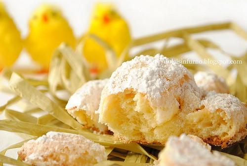 Colombine Senza  Glutine-Gluten Free Easter Dove Cake