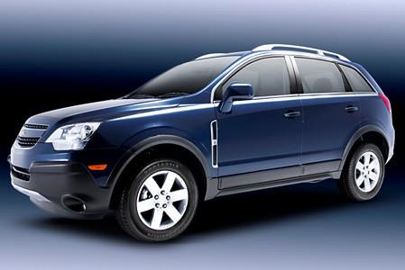 Lanzamiento Chevrolet Captiva 2014 En Colombia Autos Weblog
