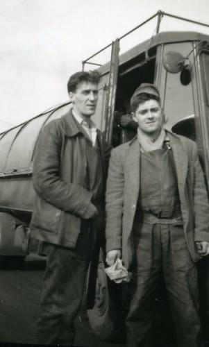 Hugh Devlin,1950s