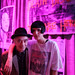 Death Disco DJs BP Fallon & Agyness Deyn @ Death Disco Toronto