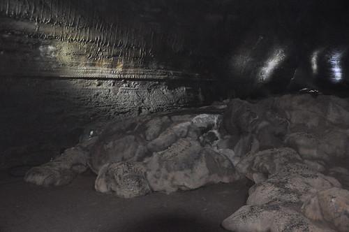 Cueva volcánica