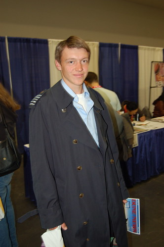 Wonder Con 2010: Captain Jack Harkness