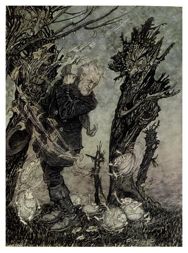 022-Peer Gynt  a dramatic poem - Arthur Rackham