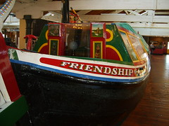 Friendship (Canalman53) Tags: england museum port boat canal cheshire transport historic horsedrawn narrowboat waterways boatmuseum ellesmereport inlandwaterways ellesmereportboatmuseum ellesemereport