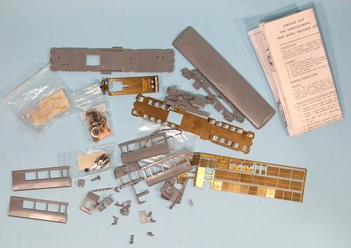 Railbus bits