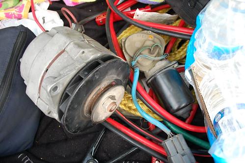 91 civic wiper motor