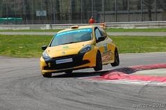 DSC_8843 - Renault Clio RS - Alessandro Mazzolini - Team Alghisi (pietroz) Tags: photo nikon italia foto open photos fotos series endurance monza coppa d40 pietroz pietrozoccola