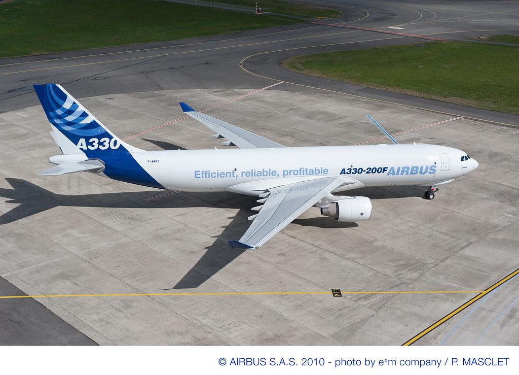 A330-200 F