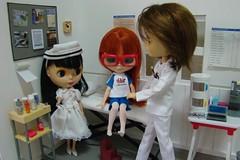 Enfermaria - NOVELA VIDA DE ESTUDANTE - Cap 16 - (72) -