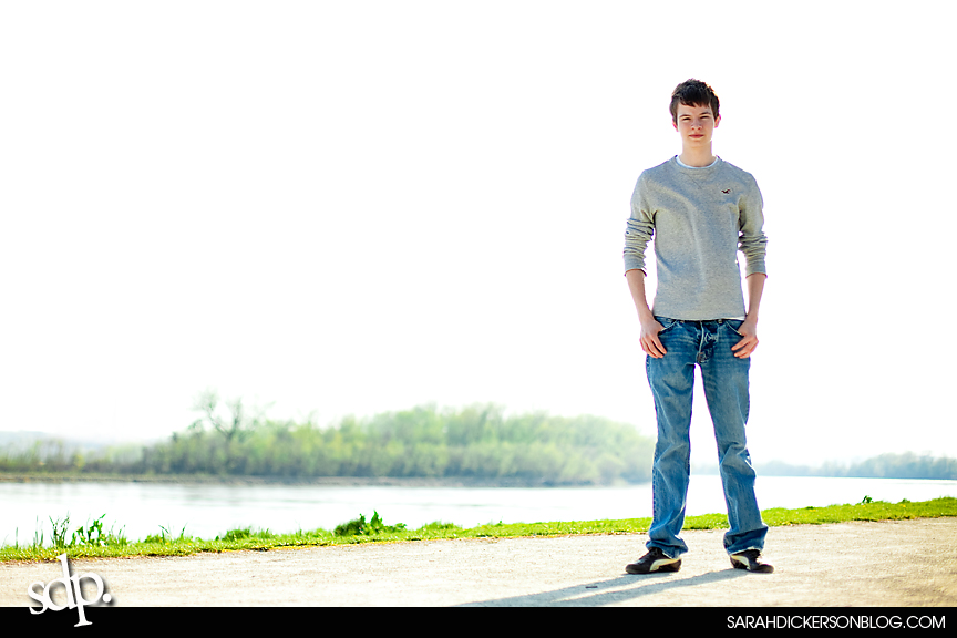 senior photos, Parkville, Missouri