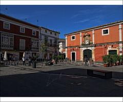 De maana en la plaza (la_magia) Tags: espaa spain cadiz e510 elpuertodesantamaria zd1454mm olympuse510