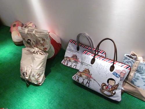 Cute bags.
