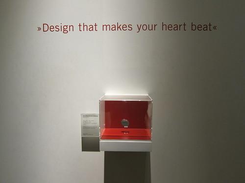 Pace maker as art