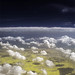 View from Air Asia window (Infrared)