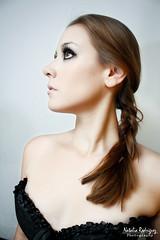 Piccola (NROmil) Tags: chica perfil retrato belleza