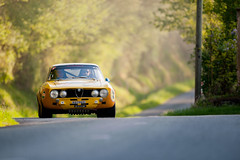 Tour Auto 2011 (Guillaume Tassart) Tags: auto 2000 tour rally historic classics legends alfa romeo tourisme optic frace 2011