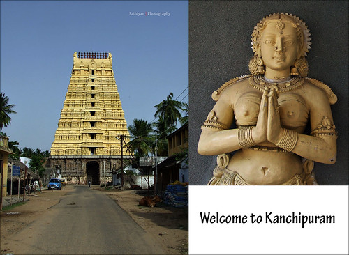 Welcome to Kanchipuram