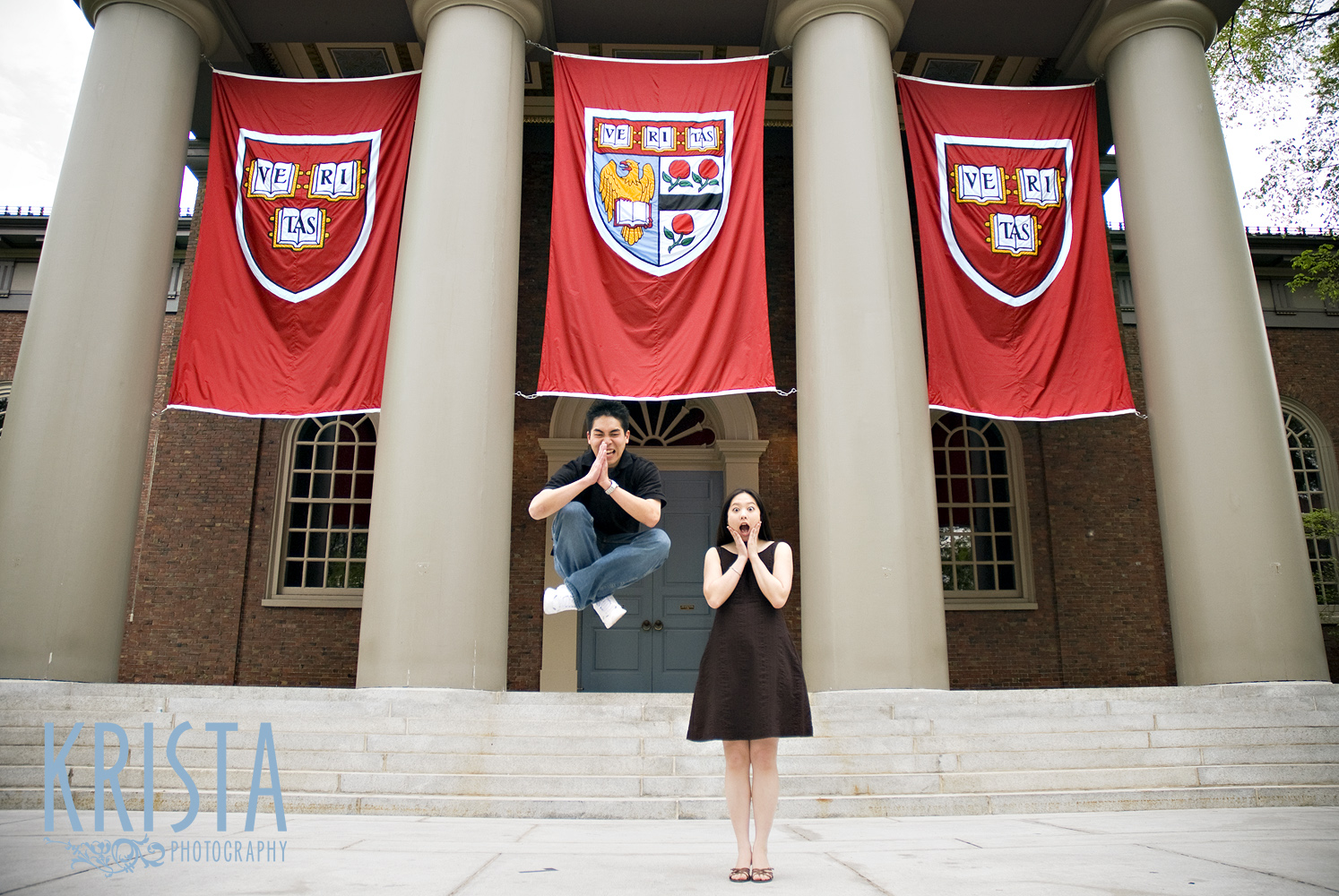 Harvard Engagement Session